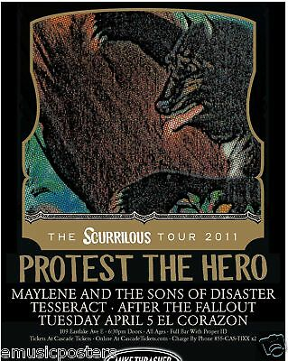 PROTEST THE HERO 2011