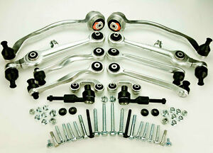 AUDI-A4-A6-PASSAT-COMPLETE-FRONT-SUSPENSION-ARM-KIT-20MM
