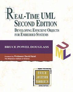 RealTime UML Developing Efficient Objects for Embedded Systems 2ndExLibrary - Dunfermline, United Kingdom - RealTime UML Developing Efficient Objects for Embedded Systems 2ndExLibrary - Dunfermline, United Kingdom