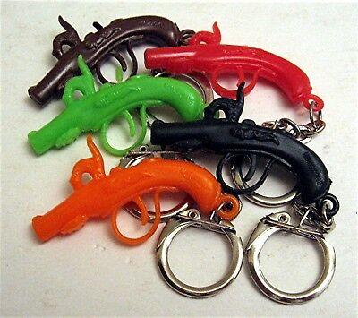 6 Flintlock Pistol Kc Charms Old Vending Machine Toy