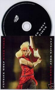 PATRICK-WOLF-Hard-Times-2009-UK-1-trk-promo-CD