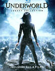 Underworld/Underworld: Evolution/Underworld: Rise Of The Lycans 3-Pack (Blu-ray Disc, 2012, 4-Disc Set, Includes Digital Copy; UltraViolet)