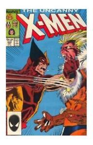 UNCANNY-X-MEN-222-Marvel-Comics-FINE