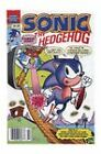 Sonic the Hedgehog Archie Modern Age Cartoon Character Comics