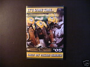 Green-Bay-Packers-2005-NFL-pocket-schedule