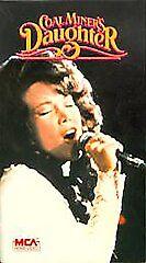 Coal-Miners-Daughter-VHS-1992-Free-Fast-SnH-Tommy-Lee-Jones-Sissy-Spacek