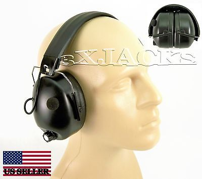 Electronic Amplified Noise Canceling Ear Muffs 85db