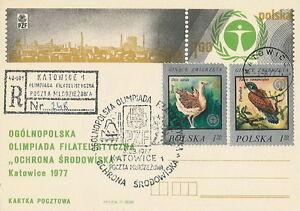 Poland analogous - Environmental protection philately - Bystra Slaska, Polska - Poland analogous - Environmental protection philately - Bystra Slaska, Polska