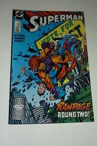 SUPERMAN-2nd-Series-No-24-12-1988-DC-Comics