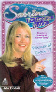Prisoner-of-Cabin-13-Sabrina-the-Teenage-Witch-John-Vornholt-Acceptable-Boo