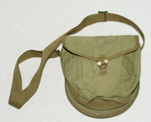 SURPLUS-VIETNAM-WAR-CHINESE-DRUM-POUCH-BAG-CASE-31146