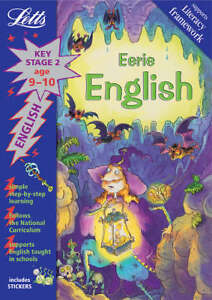 Eerie English Age 9-10 (Letts Magical Topics): Key Stage 2, Age 9-10, Huggins-Co