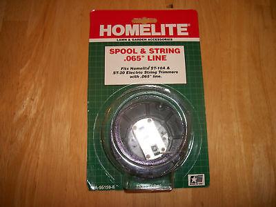 Homelite Trimmer 065 Fit St-10a Electric Da-95159e