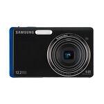 Samsung DualView TL220 12.2 MP Digital Camera - Blue