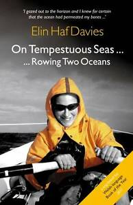 On Tempestuous Seas ... Rowing Two Oceans by Elin Haf Davies (Paperback, 2011)