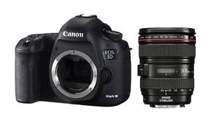Canon EOS 5D Mark III Vs. Samsung NX Series NX2000