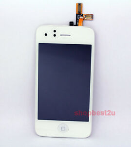 Complete-white-LCD-Touch-screen-assembly-for-Iphone-3GS
