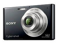 Sony-Cyber-shot-DSC-W330-14-1-MP-Digital-Camera-Black-Brand-New-Sealed