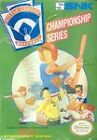 Little League Baseball: Championship Series Video Games