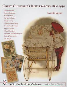 Great Children's Illustrators, Darrell Heppner