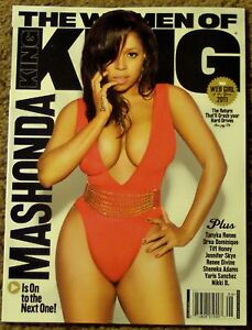 WOMEN OF KING Sexy MASHONDA Hot JENNIFER SKYE Nikki B SHENEKA ADAMS Spring 2011