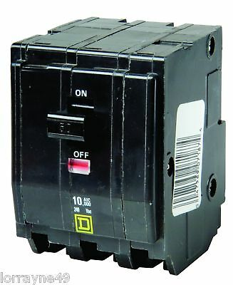 Square D Circuit Breaker 50a Type Qo Qo350