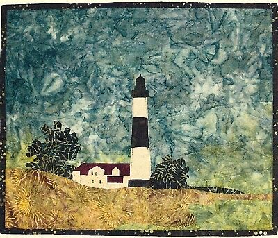 Lighthouse Applique Pattern By Laundry Basket Quilts