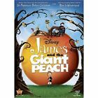 James and the Giant Peach DVDs