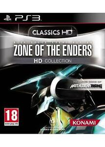 Zone-Of-The-Enders-HD-Collection-Classics-HD-PS3-FR-Neuf-Sous-Blister