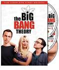 Big Bang Theory - The Complete First Season (DVD, 2008, 3-Disc Set) (DVD, 2008)