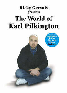 Karl Pilkington Books
