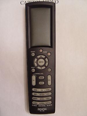 Denon Rc-1126 Remote Control .part 307010054002d For Avr-4810 Avr-4810ci