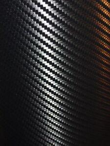 film thermoformable adh sif carbone noir brillant 3m di noc ca 1170 1 22m x 50cm ebay. Black Bedroom Furniture Sets. Home Design Ideas