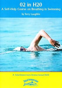 02 In H2O Self Help Swimming Course Breathing Lessons Terry Laughlin New Sealed - Brick, New Jersey, United States - 02 In H2O Self Help Swimming Course Breathing Lessons Terry Laughlin New Sealed - Brick, New Jersey, United States