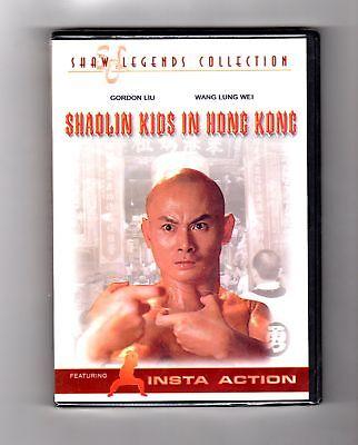 Shaolin Kids In Hong Kong (dvd) Chia Hui Liu,
