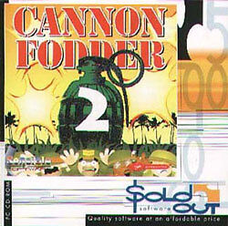 Cannon Fodder 2 - PC Classic Strategy - Rare (New )