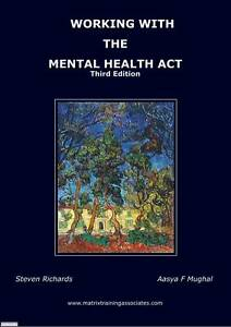 Working-with-the-Mental-Health-Act-Good-Condition-Book-Mughal-Aasya-F-Richa