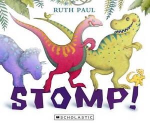 Stomp! ' Ruth Paul new, sameday freepost in Aust