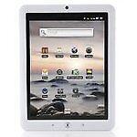 Coby Kyros MID8125 4GB, Wi-Fi, 8in - Black