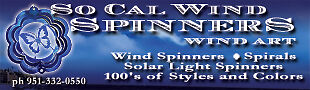 So Cal Wind Spinners
