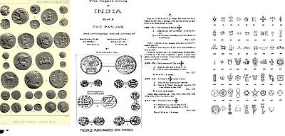DVD 155  rare books on coins of India Gupta Mughal EIC Princely States Delhi on Rummage