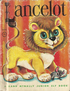 Lancelot-by-Barrows-Tamburine-Elf-book-8105-19-cent