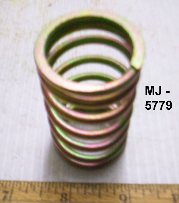 Steel Helical Compression Spring