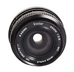 Vivitar 28 mm   F/2.8  Lens For Pentax
