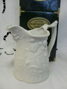Portmeirion PARIAN WARE jug boxed