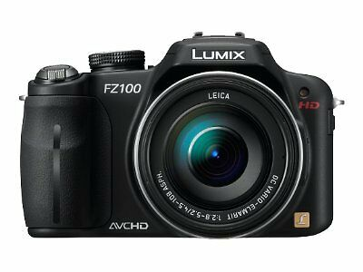 Panasonic DMC-FZ100