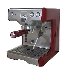 Breville 800ES 2 Cups Espresso Machine