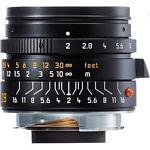 Leica  Summicron-M 50 mm   F/2.0  Lens For Leica
