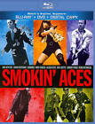 Smokin' Aces (Blu-ray/DVD, 2011, 2-Disc Set, With Tech Support for Dummies Trial)