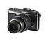 Camera: Olympus PEN E-P2 12.3 MP Digital Camera - Black (Kit w/ 17mm Lens)